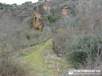 Monasterio de Bonaval - Cañón del Jarama - Senderismo Guadalajara; rutas de senderismo en malaga
